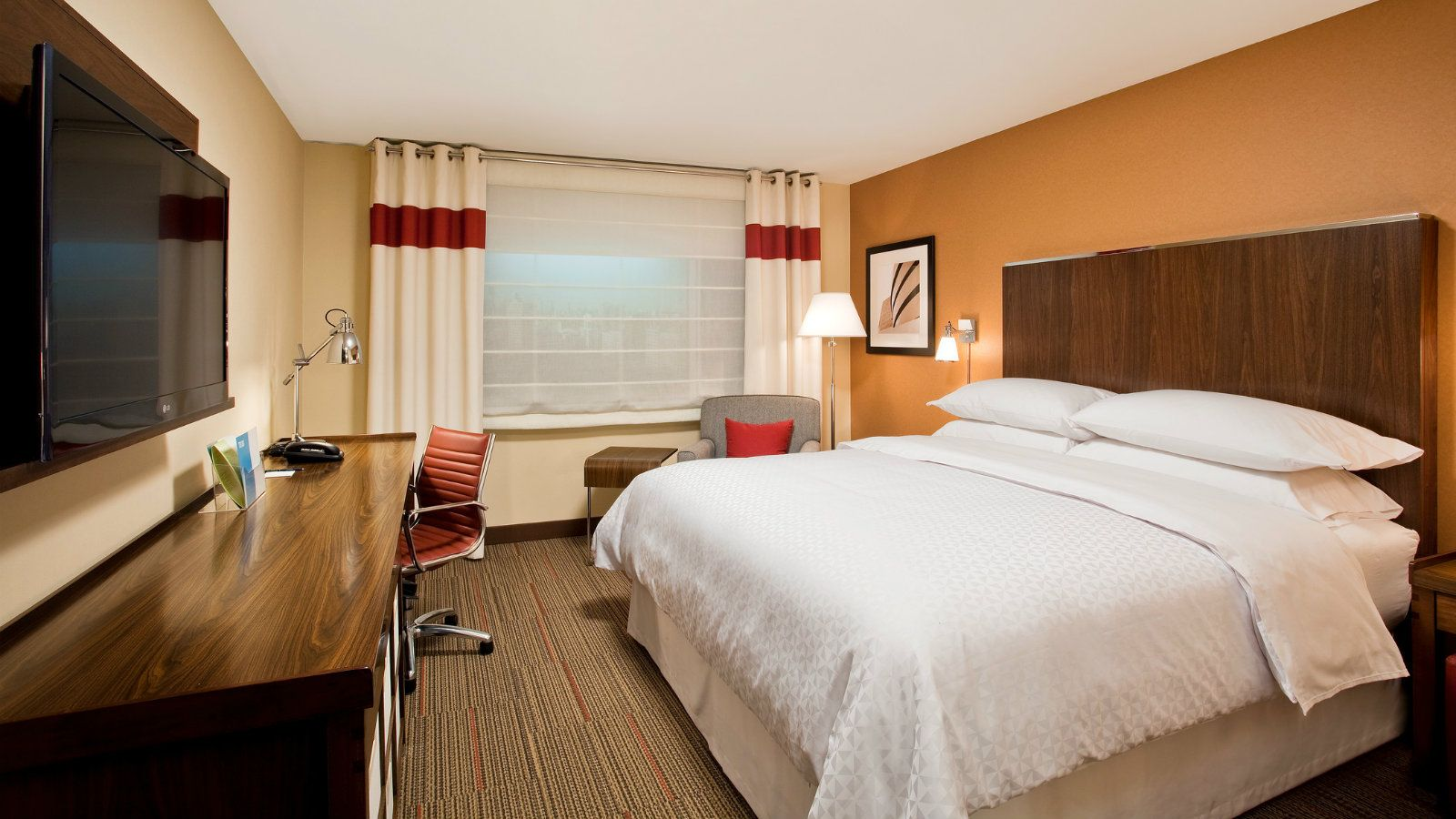 Atlanta Airport Accommodations - King Room