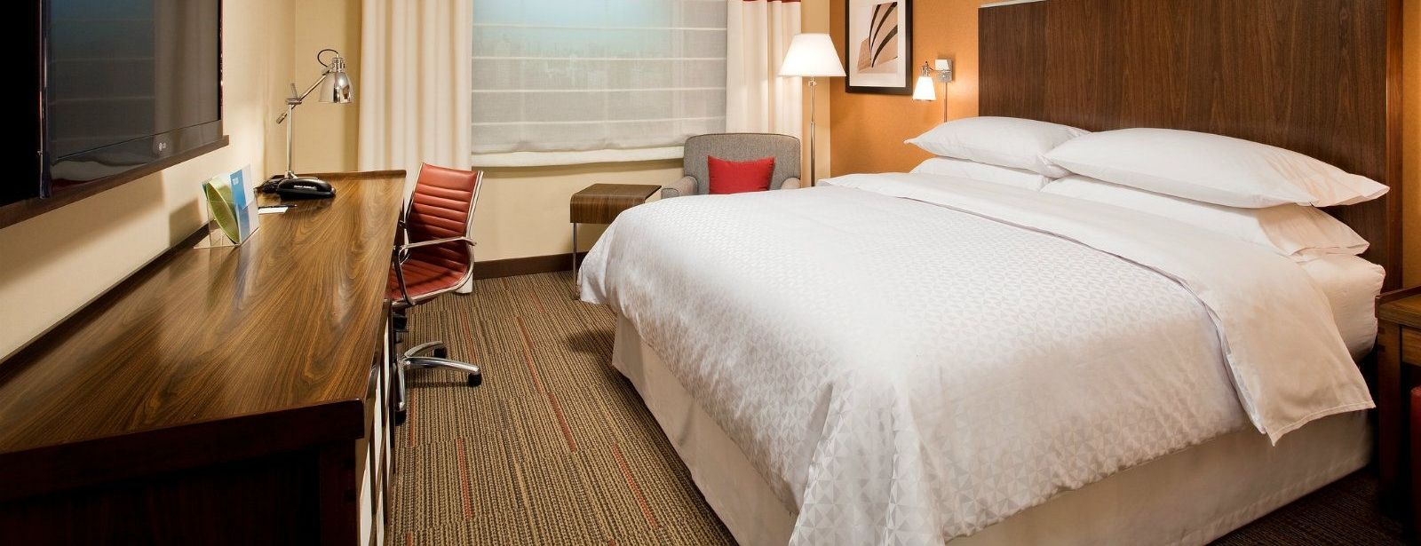 Atlanta Airport Accommodations - Accessible Room